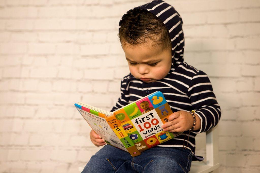 Reading teaches self-regulation.